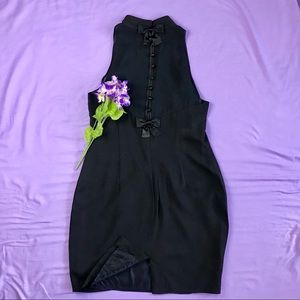 Vintage Donna Ricco Cocktail Dress